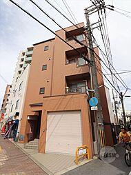 金尻マンション[4階]の外観