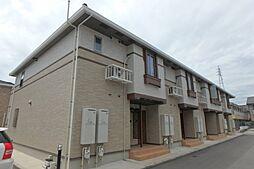 愛知県高浜市芳川町2丁目の賃貸アパートの外観