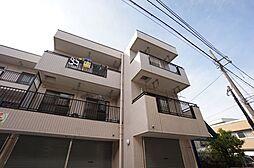 神奈川県川崎市高津区北見方1の賃貸マンションの外観