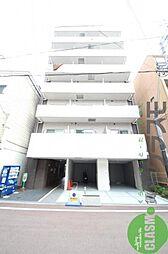 プレシオ小阪[3階]の外観