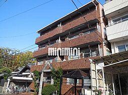 パークサイド栗矢田[3階]の外観