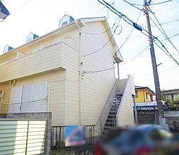 神奈川県平塚市老松町の賃貸アパートの外観