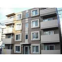 北海道札幌市北区北二十四条西2丁目の賃貸マンションの外観