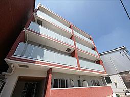 愛知県名古屋市千種区神田町の賃貸マンションの外観