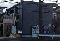 神奈川県横浜市港北区樽町2丁目の賃貸アパートの外観