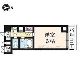 【敷金礼金0円!】京都市営烏丸線 丸太町駅 徒歩5分