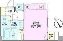 つるまきハウス(フルリノベーション)[102号室号室]の間取り