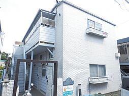 東伏見NO18プラザUSA[201号室]の外観