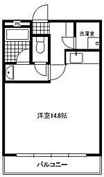 桃樹(トウジュ)[3階]の間取り
