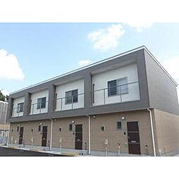 [テラスハウス] 茨城県笠間市下郷 の賃貸【/】の外観