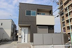 [一戸建] 愛知県名古屋市中川区長良町2丁目 の賃貸【/】の外観