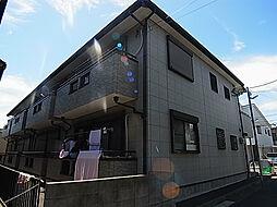 ウイングパストラル[1階]の外観