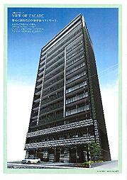 プレサンス名古屋グロウ[5階]の外観
