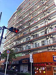 藤和伊勢佐木ハイタウン[4階]の外観