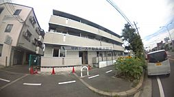 大阪府東大阪市岸田堂北町の賃貸アパートの外観