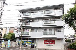 愛知県名古屋市名東区貴船3丁目の賃貸アパートの外観