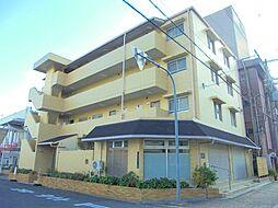 大阪府大阪市東住吉区今川1の賃貸マンションの外観