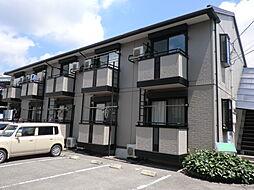 高知県高知市薊野西町3丁目の賃貸アパートの外観