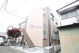 神奈川県座間市相模が丘2丁目の賃貸アパートの外観