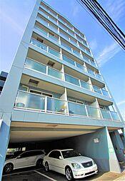 宮城県仙台市若林区連坊1丁目の賃貸マンションの外観