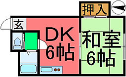 新小岩駅 5.8万円