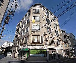 京都府京都市東山区西御門町の賃貸マンションの外観