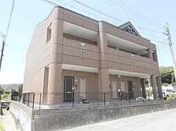 ジュニパー弘西[2階]の外観