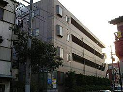 ハイシャイン鶴見[4階]の外観