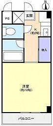 東幸(トウコウ)ビル[3階]の間取り