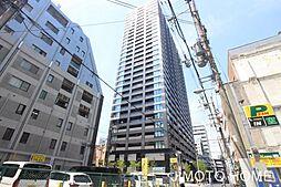 プレサンスレジェント堺筋本町タワー[24階]の外観