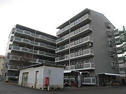 大阪府大東市深野3丁目の賃貸マンションの外観