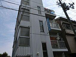 西住之江ハイツ[3階]の外観