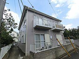 千葉県千葉市緑区おゆみ野中央4丁目の賃貸アパートの外観