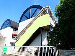 ジュネパレス松戸第72[2階]の外観