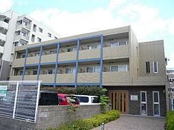 ソレイユ東奈良[2階]の外観