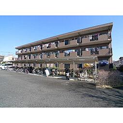 新座四季タウンA棟[3階]の外観