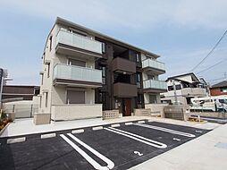 大阪府堺市東区日置荘北町の賃貸アパートの外観