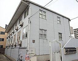 ウィング三軒茶屋[2階]の外観