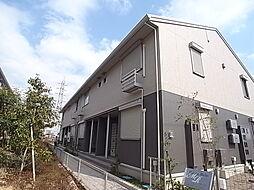 メゾンリッシュB[2階]の外観
