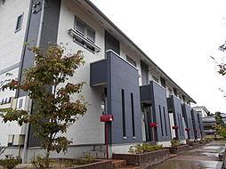 [テラスハウス] 茨城県石岡市貝地2丁目 の賃貸【茨城県 / 石岡市】の外観