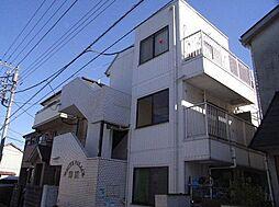 神奈川県横浜市南区堀ノ内町2丁目の賃貸マンションの外観