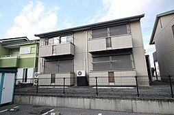 ラフォーレ・梢B棟[2階]の外観