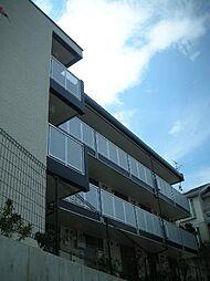 神奈川県川崎市宮前区犬蔵1丁目の賃貸マンションの外観