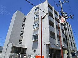 滋賀県草津市野路東3丁目の賃貸マンションの外観