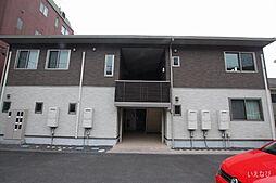 広島県福山市西深津町5丁目の賃貸アパートの外観
