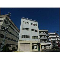 岡山県岡山市北区津倉町2丁目の賃貸アパートの外観