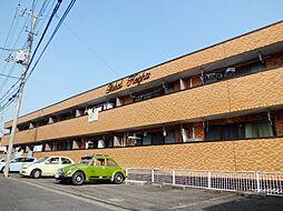 神奈川県横浜市鶴見区東寺尾2丁目の賃貸マンションの外観
