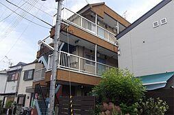 前川ハイツ[1階]の外観