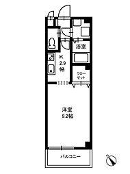 LOHAS・I・V[4階]の間取り