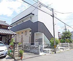 京都府京都市南区吉祥院這登東町の賃貸アパートの外観